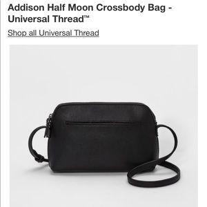 Addison Half Moon Crossbody Bag - Universal Thread